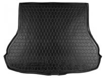 Коврик в багажник Hyundai Elantra MD /2010-2015/. Резиновый коврик багажника Хюндай Элантра [Avto-Gumm]