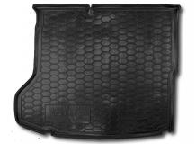 Коврик в багажник Hyundai Ioniq Hybrid /2016+/. Резиновый коврик багажника Хюндай Ионик Гибрид [Avto-Gumm]