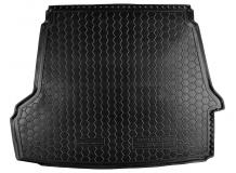 Коврик в багажник Hyundai Sonata NF /2005-2009/. Резиновый коврик багажника Хюндай Соната [Avto-Gumm]