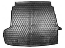 Коврик в багажник Hyundai Sonata YF /2010-2014/. Резиновый коврик багажника Хюндай Соната [Avto-Gumm]