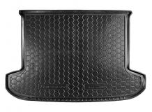 Коврик в багажник Hyundai Tucson III /2015+/. Резиновый коврик багажника Хюндай Туксон [Avto-Gumm]
