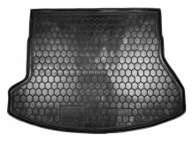 Коврик в багажник Hyundai i30 II /2012-2016, Универсал/. Резиновый коврик багажника Хюндай i30 [Avto-Gumm]