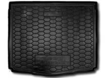 Коврик в багажник Jeep Renegade /2014+, нижняя полка/. Резиновый коврик багажника Джип Ренегат [Avto-Gumm]