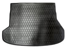 Коврик в багажник Kia Ceed II /2012+, SW/. Резиновый коврик багажника Киа Сиид [Avto-Gumm]