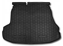 Коврик в багажник Kia Magentis II /2005-2010/. Резиновый коврик багажника Киа Маджентис [Avto-Gumm]
