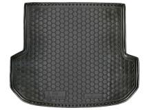 Коврик в багажник Kia Sorento III /2015+, 5м/. Резиновый коврик багажника Киа Соренто [Avto-Gumm]