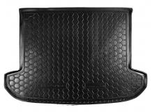 Коврик в багажник Kia Sportage IV /2015+/. Резиновый коврик багажника Киа Спортейдж [Avto-Gumm]