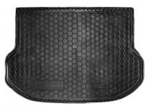 Коврик в багажник Lexus NX series /hybrid, 2014+/. Резиновый коврик багажника Лексус НХ [Avto-Gumm]