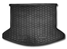 Коврик в багажник Mazda CX-5 II /2017+/. Резиновый коврик багажника Мазда СХ-5 [Avto-Gumm]