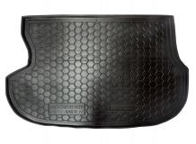 Коврик в багажник Mitsubishi Outlander III /с орг., 2012+/. Резиновый коврик багажника Мицубиси Аутлендер [Avto-Gumm]