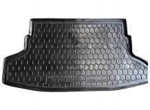 Коврик в багажник Nissan Juke /2010-2014/. Резиновый коврик багажника Ниссан Джук [Avto-Gumm]