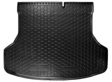 Коврик в багажник Nissan Sentra VII (B17) /2013+/. Резиновый коврик багажника Ниссан Сентра [Avto-Gumm]