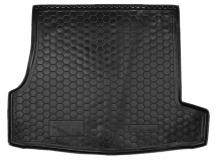 Коврик в багажник Skoda Superb I /2001-2007/. Резиновый коврик багажника Шкода Суперб [Avto-Gumm]