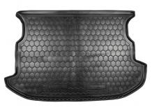 Коврик в багажник SsangYong Korando III /2010+/. Резиновый коврик багажника СсангЙонг Корандо [Avto-Gumm]