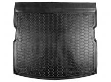 Коврик в багажник SsangYong Kyron /без органайзера, 2005+/. Резиновый коврик багажника СсангЙонг Кайрон [Avto-Gumm]