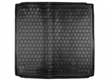 Коврик в багажник SsangYong Rexton /2001+/. Резиновый коврик багажника СсангЙонг Рекстон [Avto-Gumm]