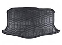 Коврик в багажник SsangYong Tivoli /2015+/. Резиновый коврик багажника СсангЙонг Тиволи [Avto-Gumm]