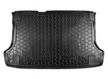 Коврик в багажник Suzuki Grand Vitara II /2005-2015/. Резиновый коврик багажника Сузуки Гранд Витара [Avto-Gumm]