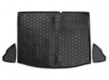 Коврик в багажник Suzuki Vitara III /2014+/. Резиновый коврик багажника Сузуки Витара [Avto-Gumm]