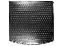 Коврик в багажник Volkswagen Touran I /2002-2010/. Резиновый коврик багажника Фольксваген Туран [Avto-Gumm]