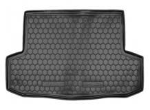 Коврик в багажник ZAZ Vida /Седан, 2012+/. Резиновый коврик багажника ЗАЗ Вида [Avto-Gumm]