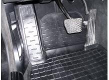 Коврики в салон BMW 5 (E39) /1996-2003/. Резиновые коврики салона БМВ 5 [Avto-Gumm]