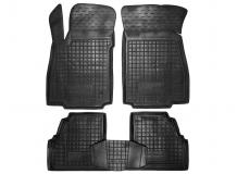 Коврики в салон Chevrolet Tracker /2013+/. Резиновые коврики салона Шевроле Трекер [Avto-Gumm]