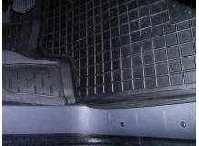 Коврики в салон Citroen Jumpy II /2007-2016, V2.0/. Резиновые коврики салона Ситроен Джампи [Avto-Gumm]