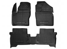 Коврики в салон Ford Kuga II /2013+/. Резиновые коврики салона Форд Куга [Avto-Gumm]