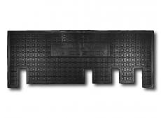 Коврики в салон Ford Tourneo Custom /2012+, второй ряд/. Резиновые коврики салона Форд Торнео Кастом [Avto-Gumm]