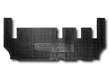 Коврики в салон Ford Tourneo Custom /2012+, третий ряд/. Резиновые коврики салона Форд Торнео Кастом [Avto-Gumm]