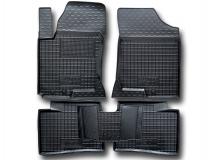 Коврики в салон Hyundai i30 I /2007-2012/. Резиновые коврики салона Хюндай i30 [Avto-Gumm]