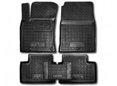 Коврики в салон Hyundai i30 III /2017+/. Резиновые коврики салона Хюндай i30 [Avto-Gumm]