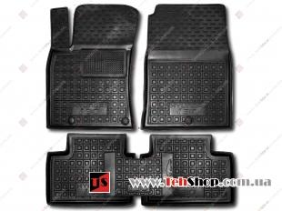 Коврики в салон Hyundai i30 III /2016+/. Резиновые коврики салона Хюндай i30 [Avto-Gumm]