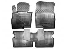 Коврики в салон Mazda 3 III /2013+/. Резиновые коврики салона Мазда 3 [Avto-Gumm]