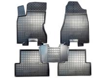 Коврики в салон Nissan X-Trail T31 /2007-2014/. Резиновые коврики салона Ниссан ИксТрейл [Avto-Gumm]
