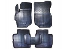 Коврики в салон Peugeot 301 /2012+/. Резиновые коврики салона Пежо 301 [Avto-Gumm]