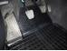 Коврики в салон Toyota Avensis II (T25) /2003-2009/. Резиновые коврики салона Тойота Авенсис [Avto-Gumm]