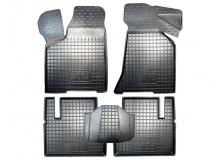 Коврики в салон VAZ 2111 Lada /1998-2013/. Резиновые коврики салона ВАЗ 2111 Лада [Avto-Gumm]