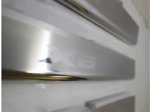 Накладки на пороги BMW X6 (E71) /2008-2014/. Накладки порогов БМВ Х6 [NataNiko]