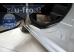 Накладки на пороги Citroen C4 II /2010+/. Накладки порогов Ситроен С4 [Alu-Frost]