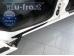 Накладки на пороги Fiat Doblo I /2000-2009/. Накладки порогов Фиат Добло [Alu-Frost]