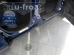 Накладки на пороги Fiat Fiorino III /2008+/. Накладки порогов Фиат Фиорино [Alu-Frost]