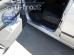 Накладки на пороги Ford C-Max I /2003-2010/. Накладки порогов Форд Ц-Макс [Alu-Frost]
