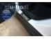 Накладки на пороги Ford Grand C-Max /2010+/. Накладки порогов Форд Гранд Ц-Макс [Alu-Frost]