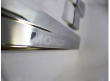 Накладки на пороги Ford Mondeo IV /2007-2014/. Накладки порогов Форд Мондео [NataNiko]