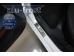 Накладки на пороги Hyundai i20 I /Хэтчбек, 2008-2014/. Накладки порогов Хюндай i20 [Alu-Frost]