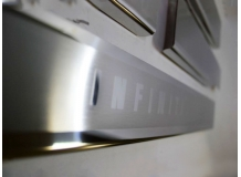 Накладки на пороги Infiniti M IV (Y51) /2010-2013/. Накладки порогов Инфинити М [NataNiko]