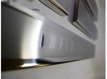 Накладки на пороги Infiniti Q70 (Y51) /2013+/. Накладки порогов Инфинити Q70 [NataNiko]