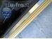 Накладки на пороги Kia Ceed I (ED) /3D, 2006-2012/. Накладки порогов Киа Сиид [Alu-Frost]